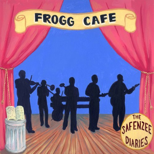 Frogg Cafe Safenzee Siadies 2 CD Set