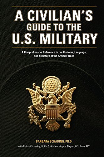 Barbara Schading A Civilian's Guide To The U.S. Military A Comprehensive Reference To The Customs Languag