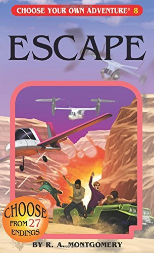 R. A. Montgomery Escape