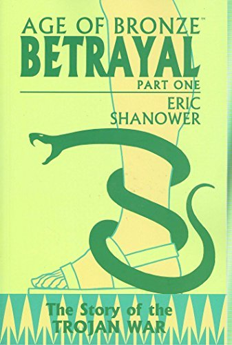 Eric Shanower Betrayal Part 1