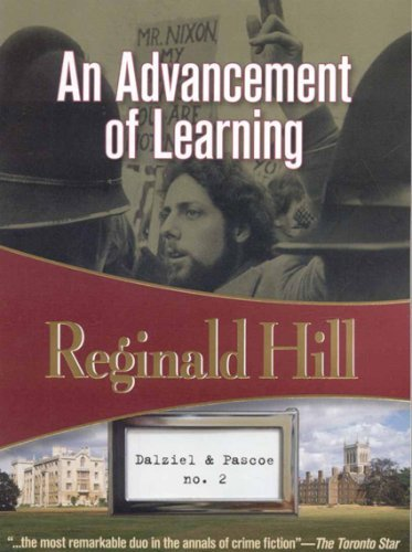Reginald Hill An Advancement Of Learning