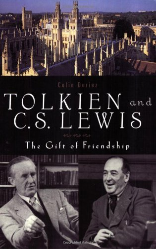 Colin Duriez Tolkien And C. S. Lewis The Gift Of A Friendship