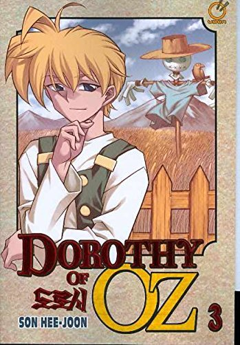 Son Hee Joon Dorothy Of Oz Volume 3
