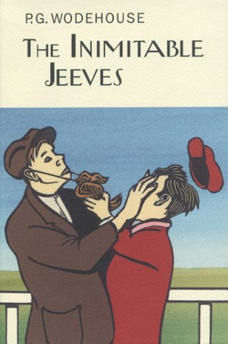 P. G. Wodehouse The Inimitable Jeeves