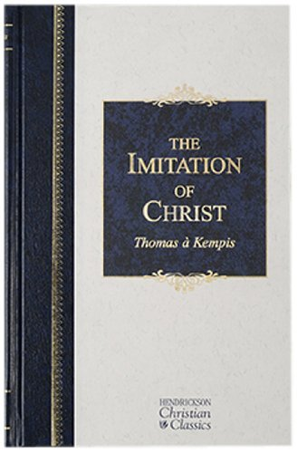 Thomas Kempis The Imitation Of Christ