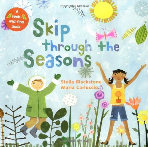Stella Blackstone Skip Through The Seasons