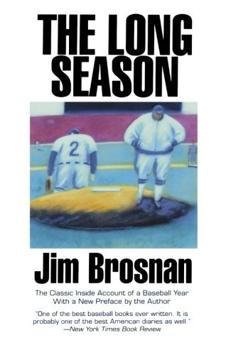 Jim Brosnan The Long Season