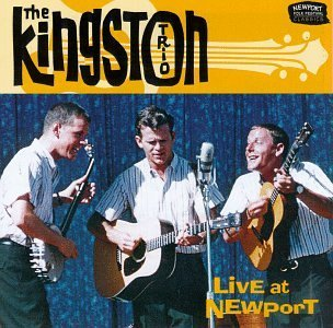 Kingston Trio Live At Newport