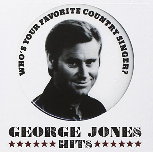 George Jones Hits 2 CD