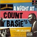 Joe Williams Night At Count Basie's
