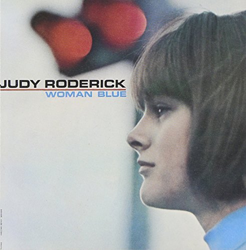Judy Roderick Woman Blue