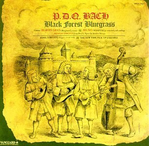 P.D.Q. Bach Black Forest Bluegrass