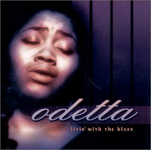 Odetta Livin With The Blues Vanguard Sessions