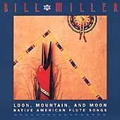 Bill Miller Loon Mountain & Moon Native Am
