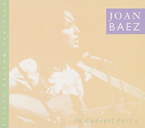 Joan Baez In Concert Part 2 Incl. Bonus Tracks