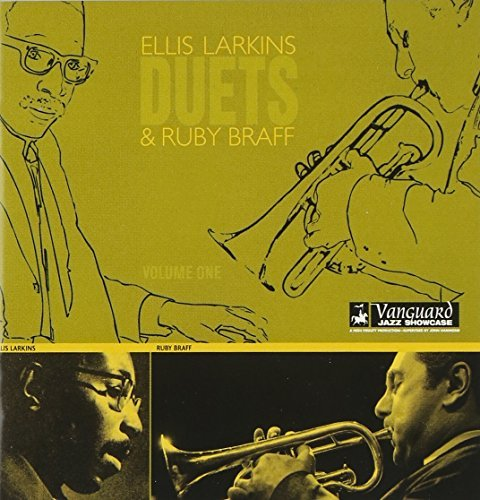 Braff Larkins Vol. 1 Duets John Hammond Vanguard Jazz Sho