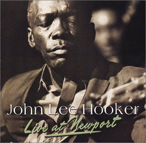 John Lee Hooker Live At Newport