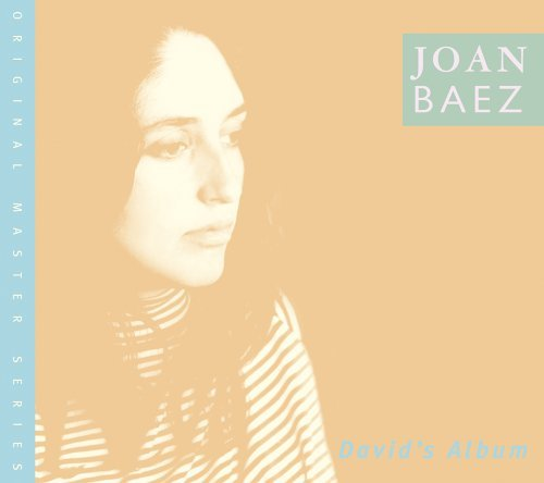 Joan Baez David's Album Remastered