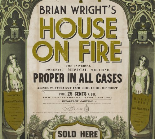 Brian Wright House On Fire