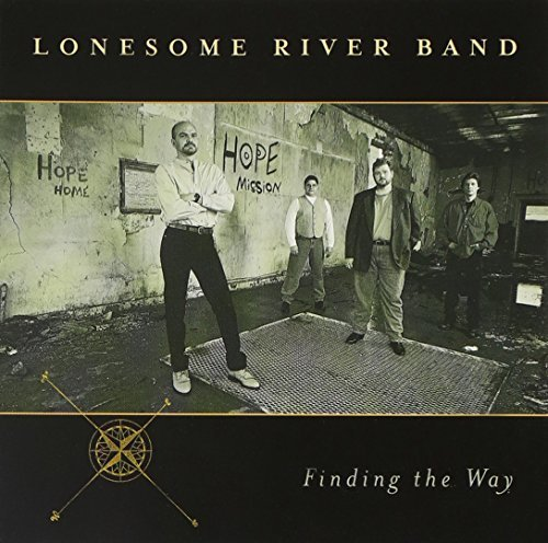 Lonesome River Band Finding The Way