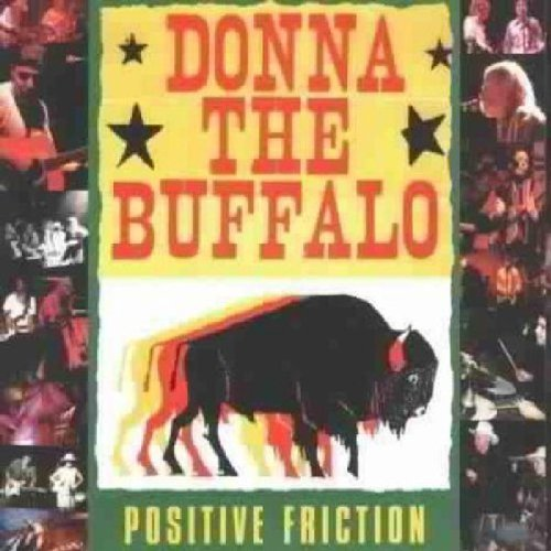 Donna The Buffalo Positive Friction