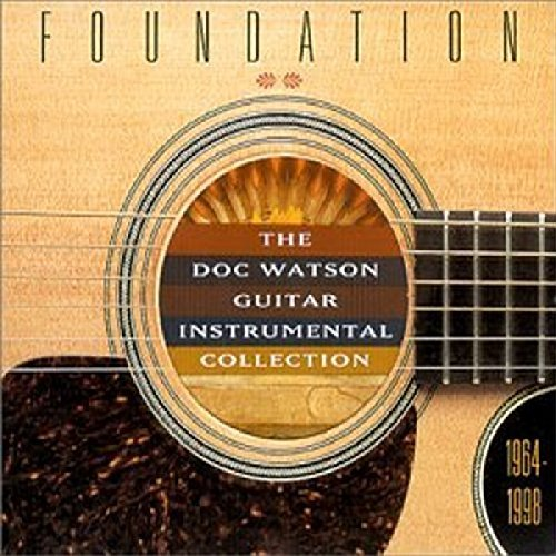 Doc Watson 1964 98 Foundation Guitar Coll