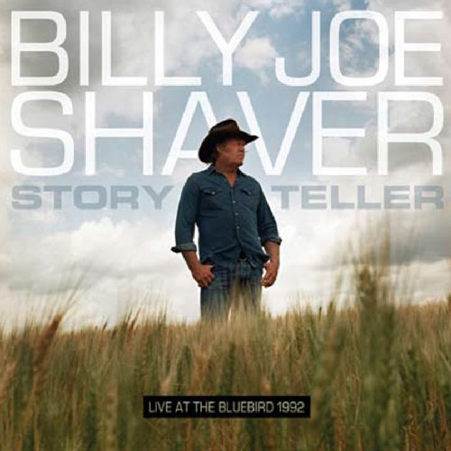 Billy Joe Shaver Storyteller Live At The Blueb