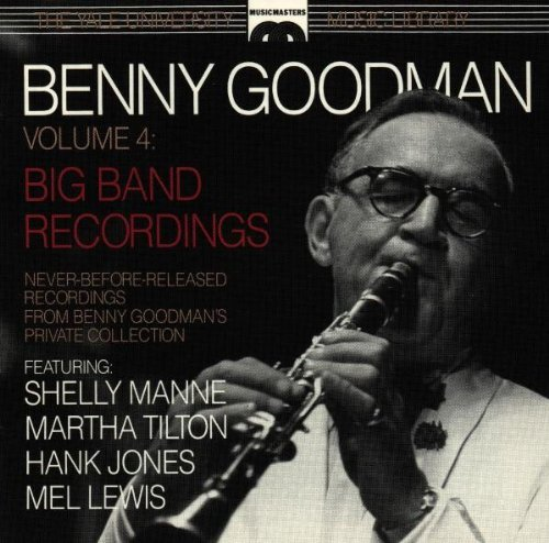 Goodman Benny Vol. 4 Yale Recordings