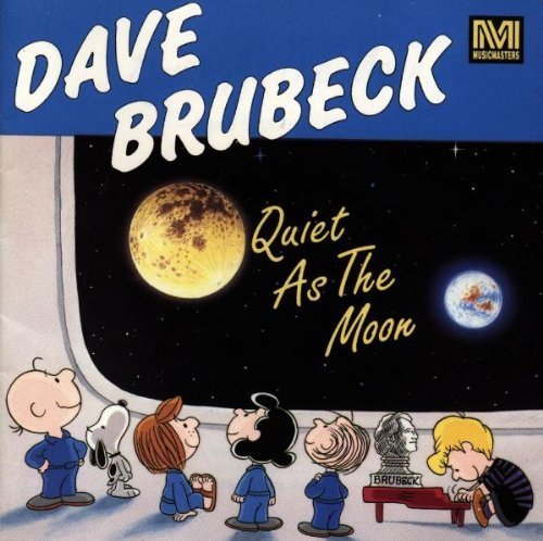 Brubeck Dave Quiet As The Moon