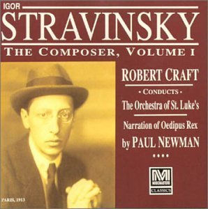 I. Stravinsky Composer Vol. 1