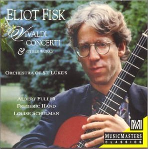 Eliot Fisk Plays Vivaldi