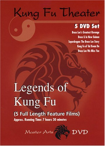 Legends Of Kung Fu Fighting Kung Fu Theater Nr 5 DVD