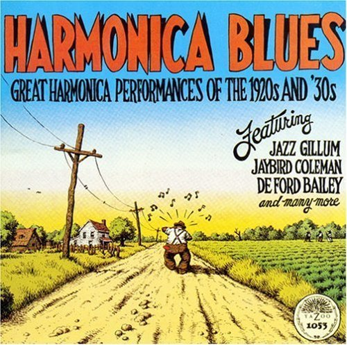 Harmonica Blues Harmonica Blues Gillum Coleman Bailey Brown State Street Boys Hill