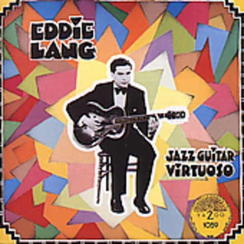Eddie Lang Jazz Guitar Virtuoso