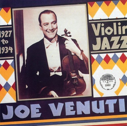 Joe Venuti Violin Jazz 1927 34