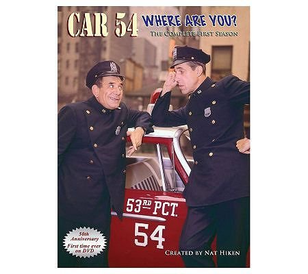Car 54 Where Are You? Season 1 Season 1 Nr 4 DVD