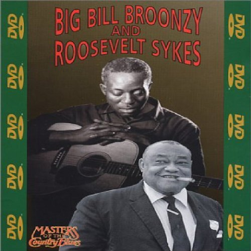 Sykes Broonzy Masters Of The Coutry Blues