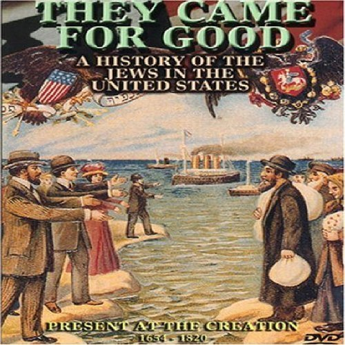 1654 1820 History Of Jews In T They Came For Good Nr