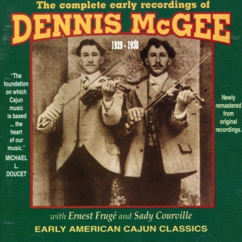 Dennis Mcgee Complete Early Years 1929 30