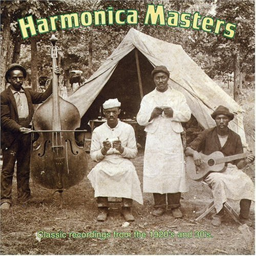 Harmonica Masters Harmonica Masters Classic Reco Wooten Williams Coleman Foster Lewis Davenport