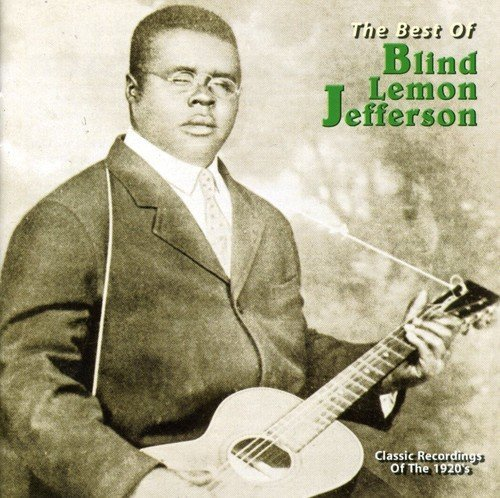 Blind Lemon Jefferson Best Of Blind Lemon Jefferson