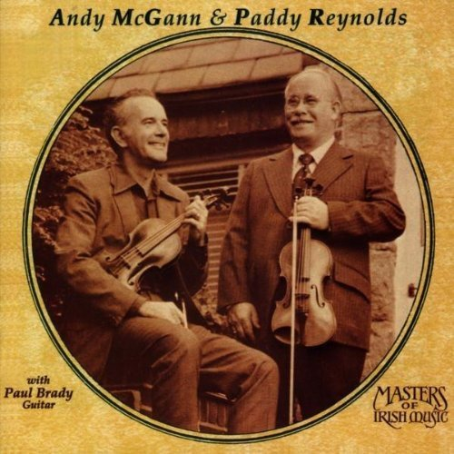 Mcgann Reynolds Fiddle Duets Feat. Paul Brady