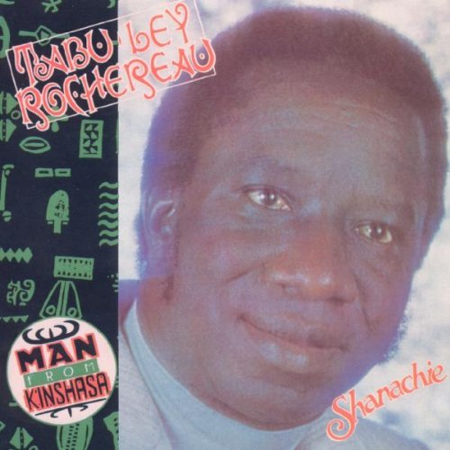 Tabu Ley Rochereau Man From Kinshasa