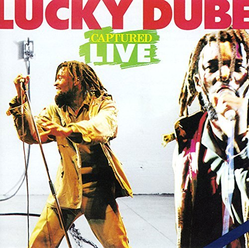 Lucky Dube Captured Live