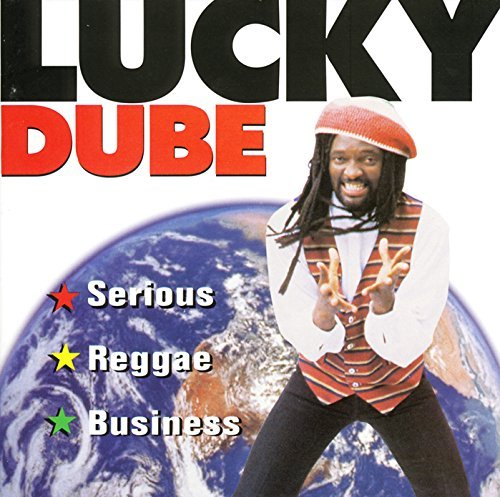Lucky Dube Serious Reggae Business Enhanced CD
