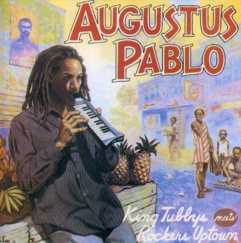 Augustus Pablo King Tubbys Meets Rockers