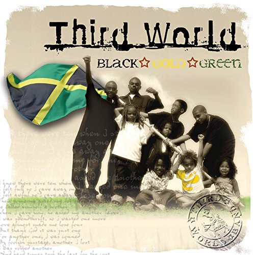 Third World Black Gold & Green