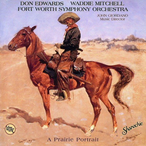 Edwards Mitchell Prairie Portrait Feat. Fort Worth Symphony