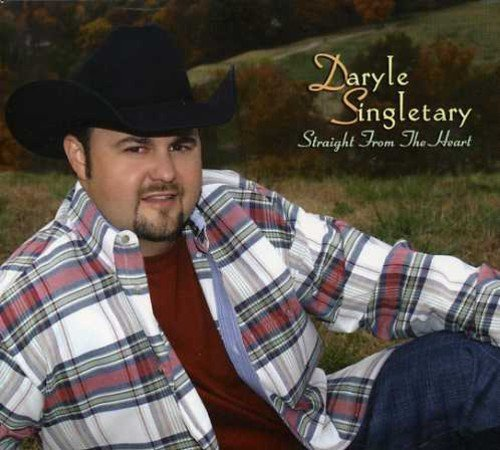 Daryle Singletary Straight From The Heart
