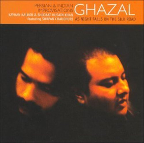 Ghazal As Night Falls On The Silk Road
